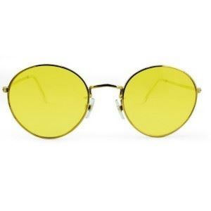 Target  Sunglasses with Yellow Tinted Lenses NWT